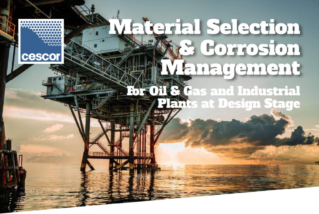 Material Selection Flyer | Cescor 2020