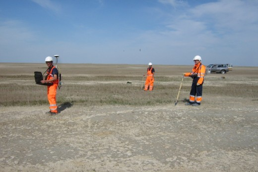 On-land Pipeline Cathodic Protection Survey